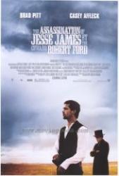 Jesse James meggyilkolása, a tettes a gyáva Robert Ford (2007)