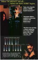 New York királya /DVD/ (1990)