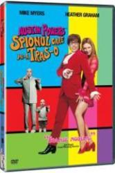 KicsiKém - Sir Austin Powers 2. /DVD/ (1999)
