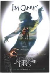 Lemony Snicket - A balszerencse áradása /DVD/ (2004)