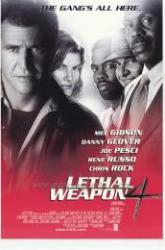 Halálos fegyver 4. /DVD/ (1998)