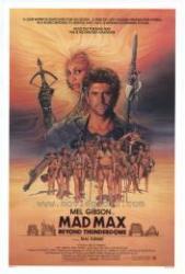 Mad Max 3. : Az igazság csarnokán innen és túl (Blu-ray) /BLU-RAY/ (1985)