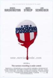 A mandzsúriai jelölt /DVD/ (2004)