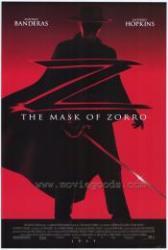 Zorro álarca /DVD/ (1998)