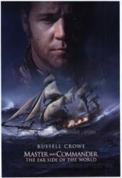 Kapitány és katona - A világ túlsó oldalán /DVD/ (2003)