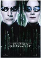 Mátrix újratöltve (egylemezes kiadás) /DVD/ (2003)
