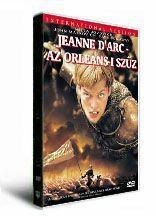 Jeanne d&#39. Arc - Az orleans-i szűz /DVD/ (1999)
