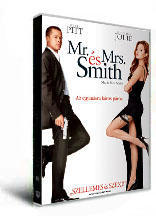 Mr. és Mrs. Smith /DVD/ (2005)