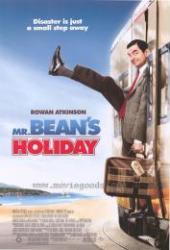 Mr. Bean nyaral (2007)