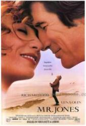 Mr. Jones *Richard Gere - 1993* /DVD/ (1993)