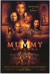 A Múmia visszatér /DVD/ (2001)