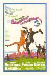 Mezítláb a parkban (Barfuss im Park) /DVD/ (1967)