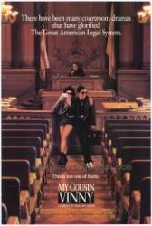 Vinny az 1ügyű - szinkronizált változat /DVD/ (1992)