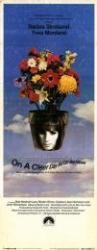 Egy Tiszta Nap szembenézhetsz Az Örökkévalósággal /DVD/ (1970)