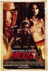 Volt egyszer egy Mexikó /DVD/ (2003)