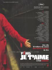 Párizs, szeretlek! /DVD/ (2006)