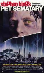 Stephen King: Kedvencek temetője /DVD/ (1989)
