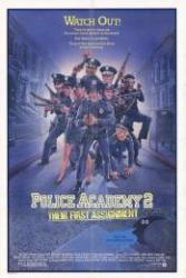 Rendőrakadémia 2. - Az első megbízatás /DVD/ (1985)