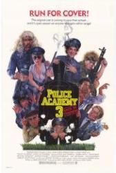 Rendőrakadémia 3. - Indul a kiképzés /DVD/ (1986)