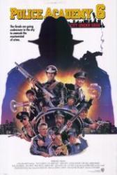 Rendőrakadémia 6. - Az ostromlott város (1989)
