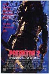 Ragadozó 2. - Szinkronizált változat /DVD/ (1990)