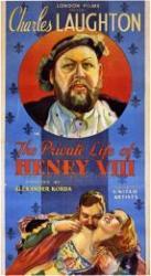 VIII. Henrik magánélete /DVD/ (1933)