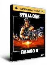 Rambo 2. /DVD/ (1985)