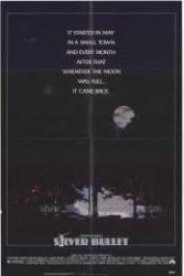 Stephen King: Ezüst pisztolygolyók *Legendák klubja* /DVD/ (1985)