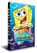 SpongyaBob Kockanadrág 4. (új sorozat, új részekkel) /DVD/ (1999)