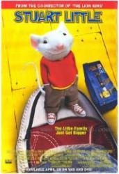 Stuart Little, kisegér 1. /DVD/ (1999)