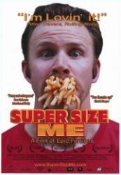 Super size me *Speciális kiadás* /DVD/ (2004)