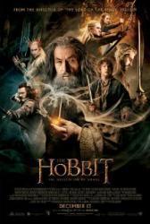 A hobbit - Smaug pusztasága - lentikuláris borítós változat (Blu-ray3D + 2 Blu-ray) /BLU-RAY/ (2013)
