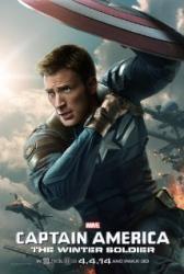 Amerika Kapitány - A Tél Katonája /DVD/ (2014)