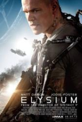 Elysium - Zárt világ /DVD/ (2013)
