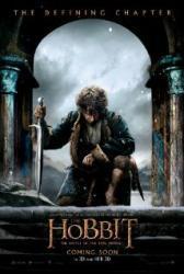 A hobbit: Az öt sereg csatája - duplalemezes, extra változat /DVD/ (2014)