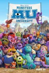 Szörny egyetem /DVD/ (2013)