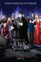 Éjsötét árnyék /DVD/ (2012)