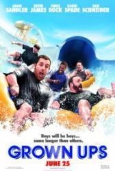 Nagyfiúk /DVD/ (2010)