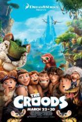 Croodék (DreamWorks gyűjtemény) /DVD/ (2013)