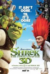 Shrek 4. - Shrek a vége, fuss el véle (DreamWorks gyűjtemény) /DVD/ (2010)