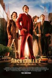 Ron Burgundy: A legenda folyatódik /DVD/ (2013)