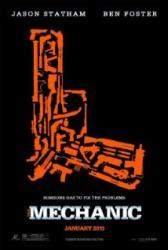 A mestergyilkos *Jason Statham* /DVD/ (2011)
