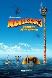 Madagaszkár 3 (2012)