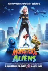 Szörnyek az űrlények ellen (DreamWorks gyűjtemény) /DVD/ (2009)