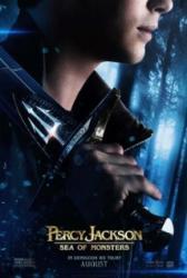 Percy Jackson: Szörnyek tengere /DVD/ (2013)