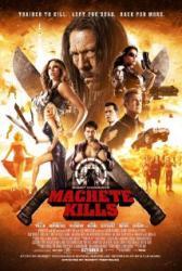 Machete gyilkol /DVD/ (2013)