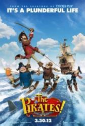 Kalózok! - A kétballábas banda (2012)