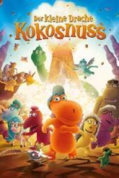 Kókusz Kokó, a kis sárkány *2D-3D DVD* /DVD/ (2014)