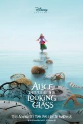 Alice Tükörországban /DVD/ (2016)