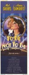 Lenni vagy nem lenni (1983)